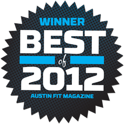 best austin massage therapist 2012